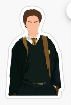 Stickers Harry Potter, Harry Potter Icons, Harry Potter Drawings, Harry Potter Pictures, Harry Potter Cast, Harry Potter Characters, Harry Potter Canvas, Harry Potter Painting, Cedric Diggory Aesthetic