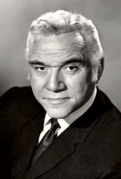"""Lorne Greene (02/12/1915 - 09/11/1987) born Lyon Himan Green in Ottawa, Ontario, Canada was a Canadian actor and musician. His television role included Ben Cartwright on the western, """"Bonanza"""". Cause of death, pneumonia following heart surgery."""