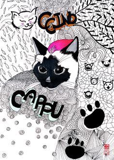 pen illustration_CAAPUCCINO