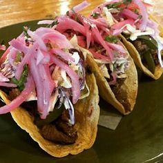 Happy Saturday! Today Boca 31 has STEAK TACOS (with aji coleslaw and pico) - 3 for $10.00...Friendly reminder we will be OPEN this Monday! #steaktacos #memorialdayweekend #denton #dentoning #UNT #TWU #foodporn #chefslife #wedentondoit #dentoneats #dentonproud #boca31 #latinflavors #visitdenton #welovedenton #eatlocal #eatfresh #supportlocal #bestofdenton #foodiesindenton