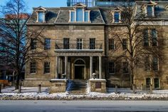 From log cabins to libraries: 9 of the oldest buildings in Toronto