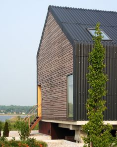 Huis Dijk Blauwestad door JagerJanssen architecten BNA by JagerJanssen architects BNA, via Flickr