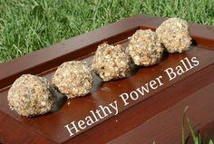 Healthy Power Balls