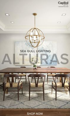 Discover the stunning Alturas pendant by Sea Gull Lighting. 60 Watt Light Bulb, Sloped Ceiling, Gull, Chandelier Lighting, Glass Shades, Building A House, Interior Decorating, New Homes, Sea