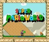 スーパーマリオワールド -1990