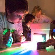 Search Science Adventures at Fermilab - Batavia, IL