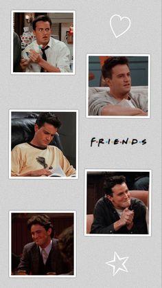 Chandler Friends, Joey Friends, Friends Cast, Friends Moments, Friends Series, Friends Show, Best Friends, Chandler Bing, Monica And Chandler