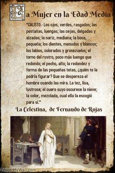 La mujer en La Celestina, de Fernando de Rojas