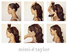 mimi & taylor: DIY- grecian goddess