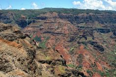 Visiting Waimea Canyon and Koke'e State Park on Kauai