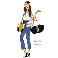 Angéline Melin, blog Illustratrice freelance , Paris