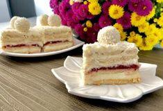 Księżniczka - ciasto bez pieczenia - Blog z apetytem Bread Cake, Cake Cookies, Oreo Cupcakes, Sweet Recipes, Cheesecake, Food Porn, Dessert Recipes, Food And Drink, Cooking Recipes