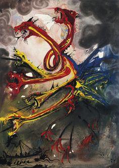 Salvador Dalí - Hydra