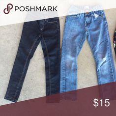 ⭐️ SALE ⭐️Little girls jeans bundle 👖 Jeans/Jeggings size 6/7 • Childrens Place, Jordache Children's Place Bottoms Jeans