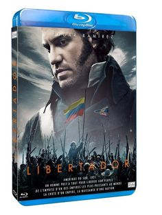 Libertador (2013) - Blu-ray  - BLURAY NEUF