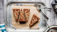 Hazelnut and beetroot loaf cake | Cake recipes | SBS Food
