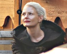 "Jennifer Morrison - Behind the scenes - 5 * 1 ""Dark Swan"" 17 July 2015"