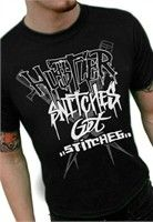 Hustler Knives Out T-Shirt (Black)