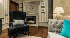 Дизайн интерьера гостиной в стиле неоклассика