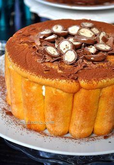 Il y'a quelques jours nous avons fêté l'anniversaire de mon fils, il a choisi comme gâteau une charlotte poire/chocolat et un gâteau au chocolat… thème pirate Pour la charlotte, j'ai simplement suivi cette recette ici clic, en ajoutant quelques modifications:...