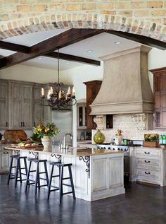 French Country Kitchen 20 ways to create a french country kitchen | french country