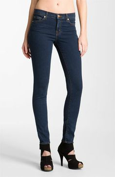 J Brand Skinny Stretch Jeans (Northern Lights) available at #Nordstrom