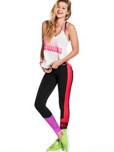 PINK Ultimate Yoga Leggings - PINK - Victoria's Secret