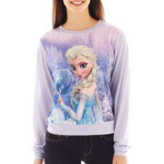 Disney Frozen Elsa Sweatshirt   found at @JCPenney