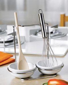 55 DIY Small Kitchen Storage and Organization Ideas - Image 21 of 55 Cool Kitchen Gadgets, Kitchen Items, Kitchen Utensils, Kitchen Tools, Cool Kitchens, Kitchen Dining, Kitchen Decor, Kitchen Appliances, Cooking Utensils