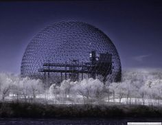 See the Invisible: Infrared Photography