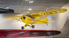 Piper J-2 Cub - Smithsonian National Air and Space Museum