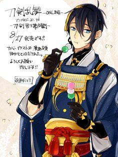 刀剣乱舞-ONLINE-アンソロジーコミック~刀剣男士幕間劇~明日発売です。よろしくお願い致します^^*