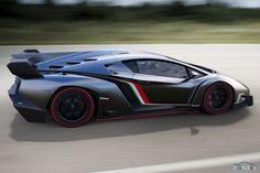 GENEVA MOTOR SHOW: Lamborghini's $4.6m Veneno LP740