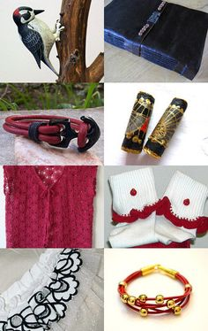 Great choices! by Kate Brooks on Etsy--Pinned with TreasuryPin.com
