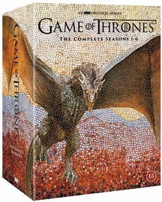 Game of Thrones - Sesong 1-6