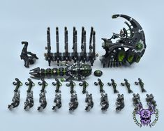 Necrons - Ghost Arc / Doomsday Arc #ChaoticColors #commissionpainting #paintingcommission #painting #miniatures #paintingminiatures #wargaming #Miniaturepainting #Tabletopgames #Wargaming #Scalemodel #Miniatures #art #creative #photooftheday #hobby #paintingwarhammer #Warhammerpainting #warhammer #wh #gamesworkshop #gw #Warhammer40k #Warhammer40000 #Wh40k #40K #heldrake #chaos #warhammerchaos #warhammer40k #zenos #Necrons #Doomsdayarc #ghostarc Warhammer 40000, Tabletop Games, Gw, Miniatures, Creative, Painting, Color, Jewelry, Board Games