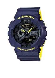 G-Shock Men's Men's G-Shock Watch - Blue - One Size