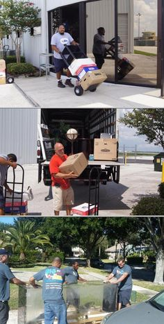 Eliminate the hassles of moving by hiring local and long distance movers from Big Man Movers. This licensed moving company also offers packing, unpacking, moving and storage, and more.