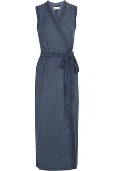 Madewell. It is so hot. Like this if I could wear it with a cotton sweater or jacket at work.