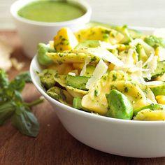 Ravioli with Spinach Pesto Recipe | Food Recipes - Yahoo! Shine