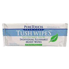 PureTouch® Tush Wipes® Organics J01-0247804-1200