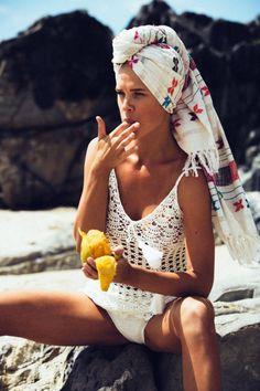 "amilita: ""White Light | White Heat"" Shot by David Hauserman | Modelled Holly Graves | HMU Satya Schmitz Now instore and onlineamilita.com"