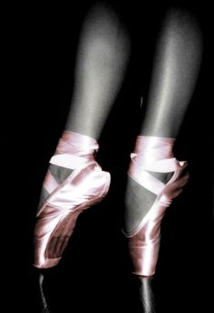 ballet shoes pink<3