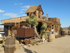 If you have always dreamed of experiencing the Wild West, this is your chance to let it come true.