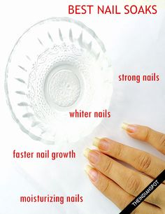 Your nails are often neglected when it comes to physical health. Indeed, they're tough, so no wonder you torture them relentlessly with nail polish and nail polish remover on the reg without much tender love and care for due balance. The nail bath/soak is a simple way to strengthen your nails and the surrounding skin …