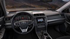 2015 Toyota Camry interiors