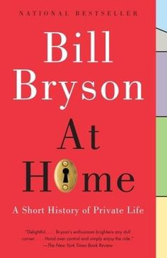 At Home, Bill Bryson
