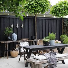 Most Simple Tips and Tricks Backyard Garden Ideas Patio backyard garden diy Garden Ideas Tropical backyard garden ideas Garden Pergola Decks Backyard DIY dri Fence Fence backyard Fence design Fence diy Fence ideas Garden Ideas patio Simple tips tricks # Backyard Fences, Garden Fencing, Backyard Landscaping, Diy Fence, Pergola Patio, Black Garden Fence, Pergola Ideas, Herb Garden, Modern Pergola