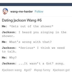 jackson wang hair meme - Google Search