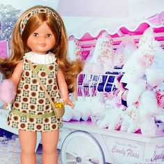 Muñecas Y Accesorios Muñecas Modelo Y Accesorios Constructive Preciosa MuÑeca Mariloli Época De Nancy